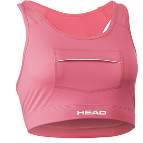 Head Swimrun Bra with Pocket Damen pink